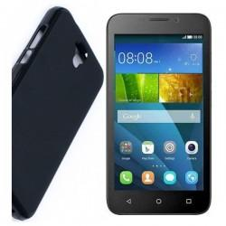 "Etui ""JELLY"" za Huawei Y5, črna barva"
