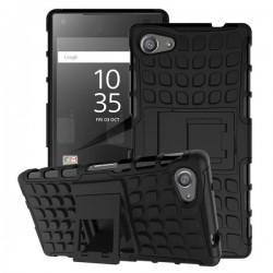 Etui Dual Armor za Sony Xperia Z5 Compact, črna barva