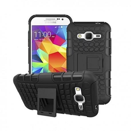 Etui Dual Armor za Samsung Galaxy Core Prime, črna barva