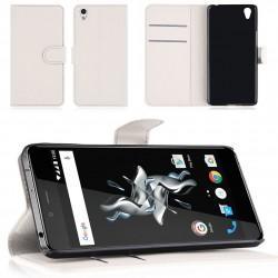 """Torbica """"Stand"""" za OnePlus X, Bela barva"""