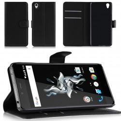 """Torbica """"Stand"""" za OnePlus X, Črna barva"""