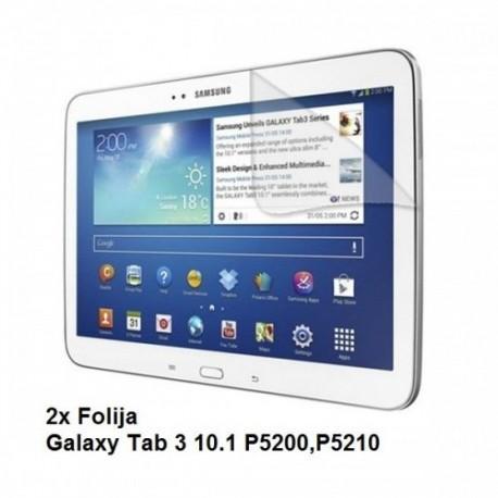Zaščitna Folija ekrana za Samsung Galaxy Tab3 10.1 P5200 ,P5210, duo pack