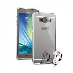 "Etui ""Alu"" za Samsung Galaxy A3, Srebrna barva"
