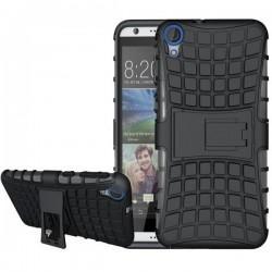 Etui Dual Armor za HTC Desire 820, črna barva
