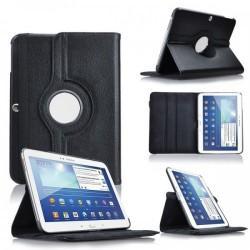 Torbica za Samsung Galaxy TAB 3 10.1 (P5200,P5210) Vrtljiva 360 Book Cover, črna barva