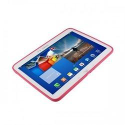 Silikon etui za Samsung Galaxy TAB 3 10.1 (P5200,P5210) Pink barva