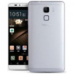 Silikonski etui za Huawei Honor 7, debeline 0,3mm, Prozorna barva