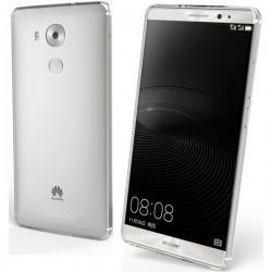 Silikonski etui za Huawei Mate 8, debeline 0,3mm, Prozorna barva