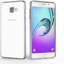 Silikonski etui za Samsung Galaxy A5 2016, debeline 0,3mm, Prozorna barva