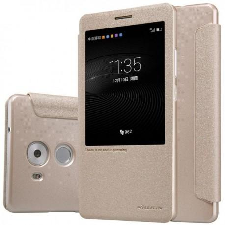 "Etui Nillkin ""Window""za Huawei Mate 8, Zlata barva"