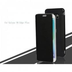 Etui Venus za Samsung Galaxy S6 Edge Plus, črna barva