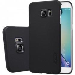 Etui Nillkin za Samsung Galaxy S6 Edge Plus+ Folija ekrana, Črna barva