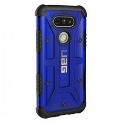 Etui Urban Armor Gear za LG G5 + Folija ekrana, Cobalt