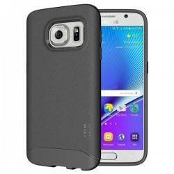 "Etui ""Tudia"" za Samsung Galaxy S7, High Quality, siva barva"