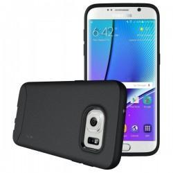 "Etui ""Tudia"" za Samsung Galaxy S7 Edge, High Quality, črna barva"