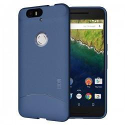 "Etui ""Tudia"" za Huawei Nexus 6P, High Quality, Modra barva"