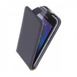 "Preklopna Torbica ""flexi"" za Huawei Y3, Črna barva"