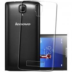 Silikonski etui za Lenovo A1000, debeline 0,3mm, Prozorna barva