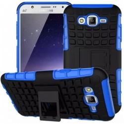 Etui Dual Armor za Samsung Galaxy J5, Modra barva