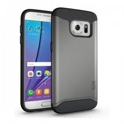 "Etui Tudia ""Dual Armor Slim"" za Samsung Galaxy S7, srebrna barva"