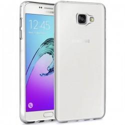 Silikonski etui za Samsung Galaxy A3 2016, debeline 0,3mm, Prozorna barva