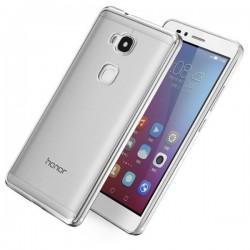 Silikonski etui za Huawei Honor 5X, debeline 0,3mm, Prozorna barva