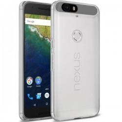 Silikonski etui za Huawei Nexus 6P, debeline 0,3mm, Prozorna barva