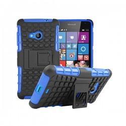 Etui Dual Armor za Microsoft Lumia 535, modra barva