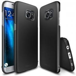 Etui Ringke Slim za Samsung Galaxy S7 Edge, Črna barva