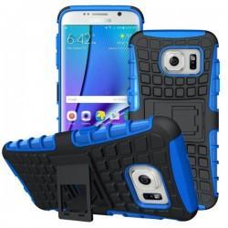 Etui Dual Armor za Samsung Galaxy S7 Edge, modra barva