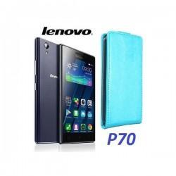 """Preklopna Torbica """"flexi"""" za Lenovo P70, Svetlo modra barva"""