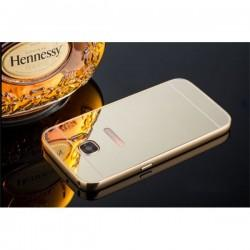 """Etui """"Alu"""" za Samsung Galaxy S7, Zlata barva"""