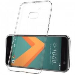 Silikonski etui za HTC 10, debeline 0,3mm, Prozorna barva