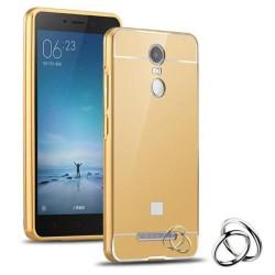 "Etui ""Alu"" za Xiaomi Redmi Note 3, Zlata barva"
