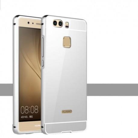 "Etui ""Alu"" za Huawei P9, Srebrna barva"