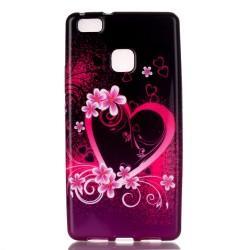 "Silikonski etui ""Heart"" za Samsung Galaxy S7 Edge"