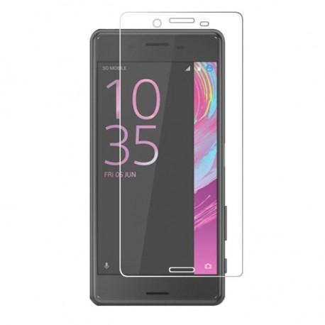 Zaščitno steklo zaslona za Sony Xperia X, Trdota 9H