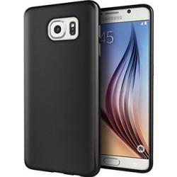 Silikon etui za Samsung Galaxy S7 Edge, 0,3mm, črna barva