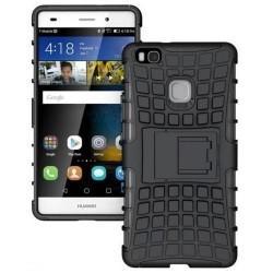 "Etui ""Dual Armor"" za Huawei P9 Lite, črna barva"