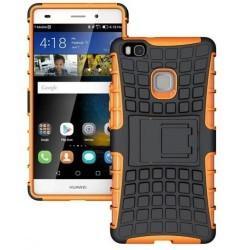 "Etui ""Dual Armor"" za Huawei P9 Lite, oranžna barva"