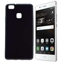 Silikon etui za Huawei P9 Lite, 0,5mm, črna barva