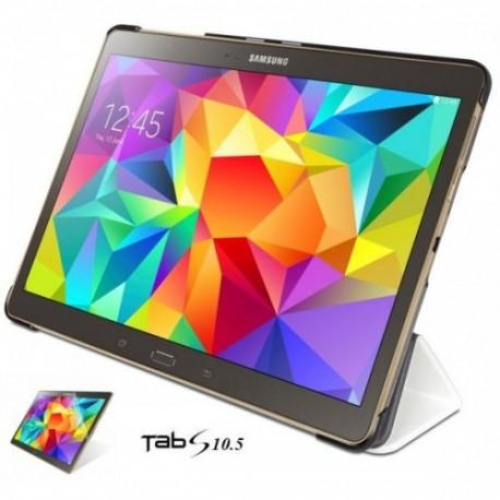 Torbica za Samsung Galaxy TAB S 10.5 Bela barva +Folija ekrana