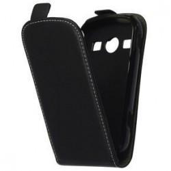 """Preklopna torbica """"Flexi"""" za Samsung Galaxy Xcover 2 S7710, črna barva"""