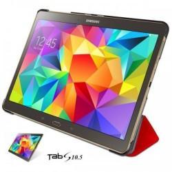 Torbica za Samsung Galaxy TAB S 10.5 Rdeča barva +Folija ekrana