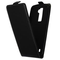 """Preklopna torbica """"Flexi"""" za LG K10, črna barva"""