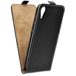 "Preklopna torbica ""Flexi"" za HTC Desire 825, črna barva"