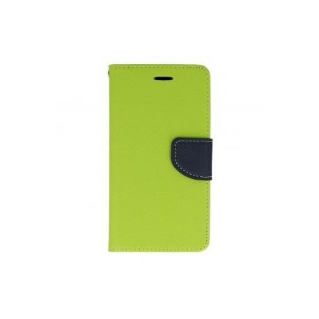 "Preklopna Torbica ""Fancy"" za Huawei P9 Lite, Zelena barva"