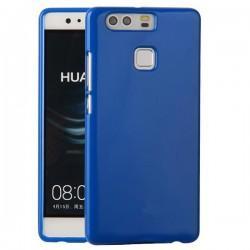 "Silikonski etui ""Jelly"" za Huawei P9, Modra barva"