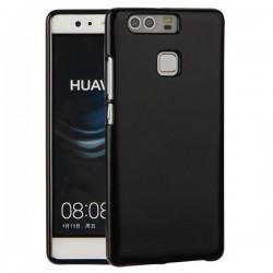 "Silikonski etui ""Jelly"" za Huawei P9, Črna barva"