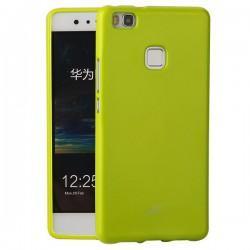 "Silikonski etui ""Jelly"" za Huawei P9 Lite, Zelena barva"